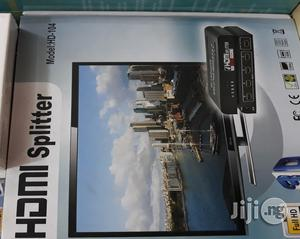 4 Port Hdmi Splitter | Accessories & Supplies for Electronics for sale in Lagos State, Ikeja