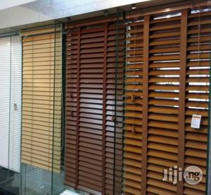 Wooden Blinds   Home Accessories for sale in Abuja (FCT) State, Mpape