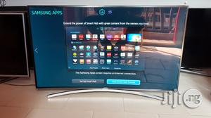 Samsung Smart Curved Full HD 48 Inches   TV & DVD Equipment for sale in Lagos State, Ojo