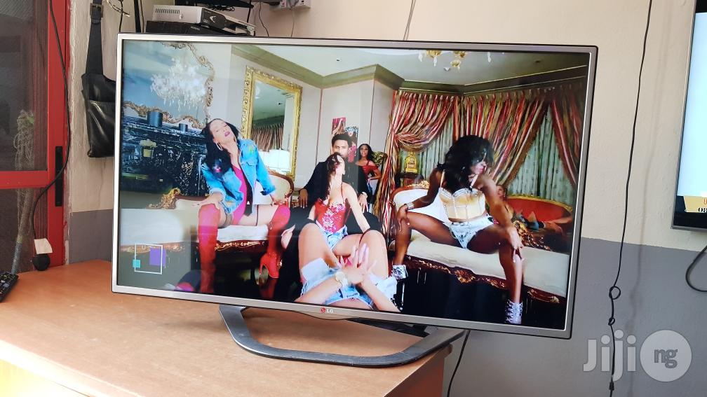 LG 42 Inches Smart Full HD 3D LED TV   TV & DVD Equipment for sale in Ojo, Lagos State, Nigeria