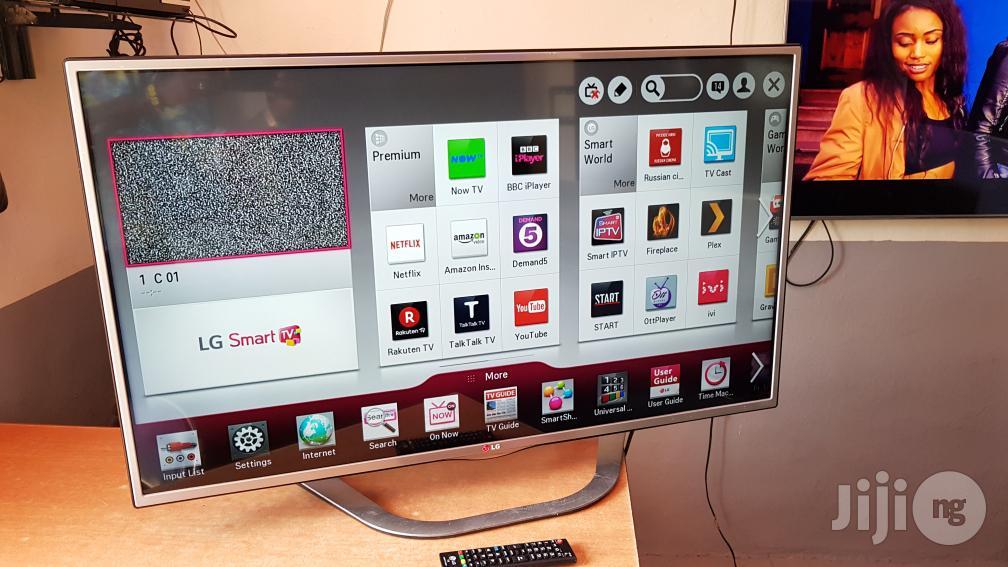 LG 42 Inches Smart Full HD 3D LED TV