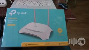 Tp- Link TL-WR840N 300mbps Wireless N Router | Networking Products for sale in Lagos State, Ikeja