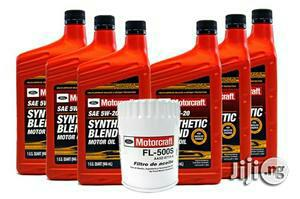 Motorcraft Ford Service Pack 5W-30 6liters + 1 Oil Filter