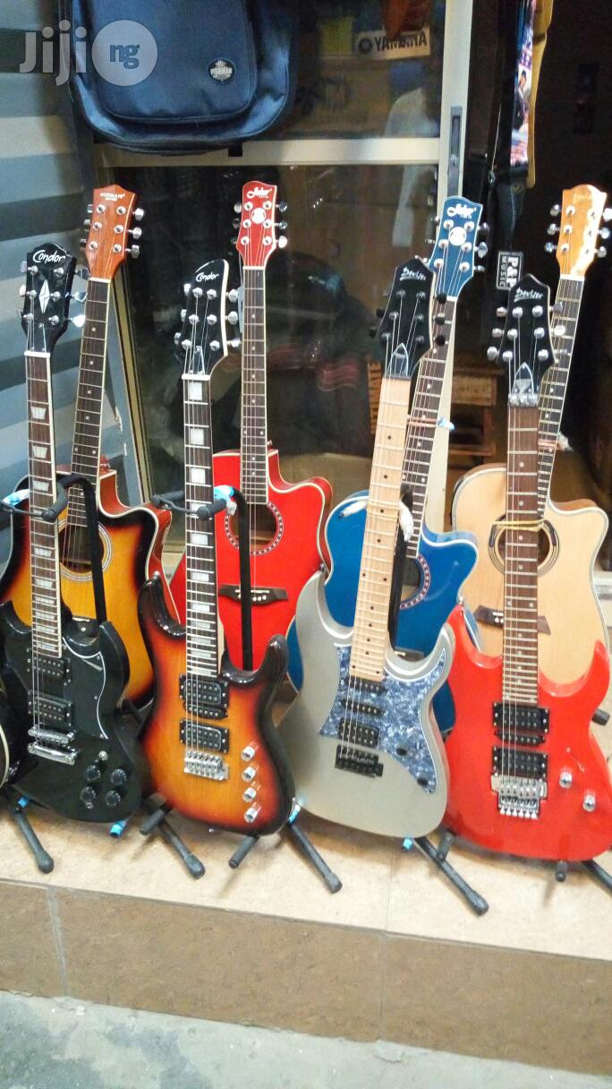 Bass and Lead Guitar | Musical Instruments & Gear for sale in Akpabuyo, Cross River State, Nigeria