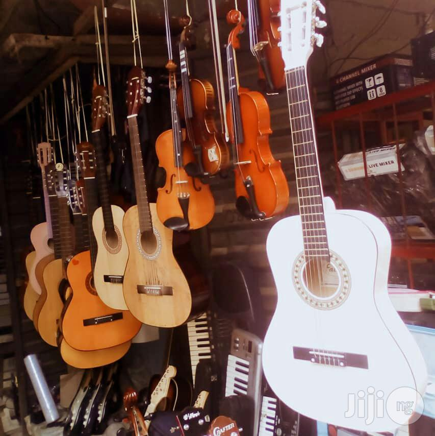 Bass And Lead Guitar | Musical Instruments & Gear for sale in Jaba, Kaduna State, Nigeria