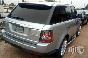 Land Rover Range Rover Sport 2011 Silver   Cars for sale in Lagos State, Maryland