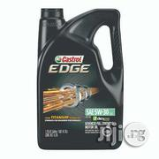 Castrol Edge 5W30 Advanced Full Synthetic Motor Oil | Vehicle Parts & Accessories for sale in Rivers State, Port-Harcourt