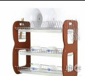 Dishes Rack (3 Layers)   Furniture for sale in Lagos State, Surulere