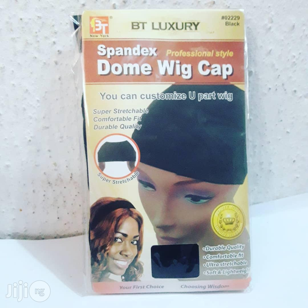 Bt Spandex Dome Wig Cap | Hair Beauty for sale in Alimosho, Lagos State, Nigeria