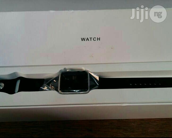 Apple iPhone Watch Series 3 With Extra Strap | Smart Watches & Trackers for sale in Lagos Island (Eko), Lagos State, Nigeria