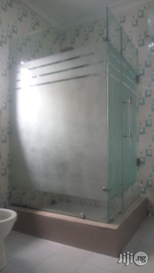 Glass Cube Bathroom | Building & Trades Services for sale in Rivers State, Port-Harcourt