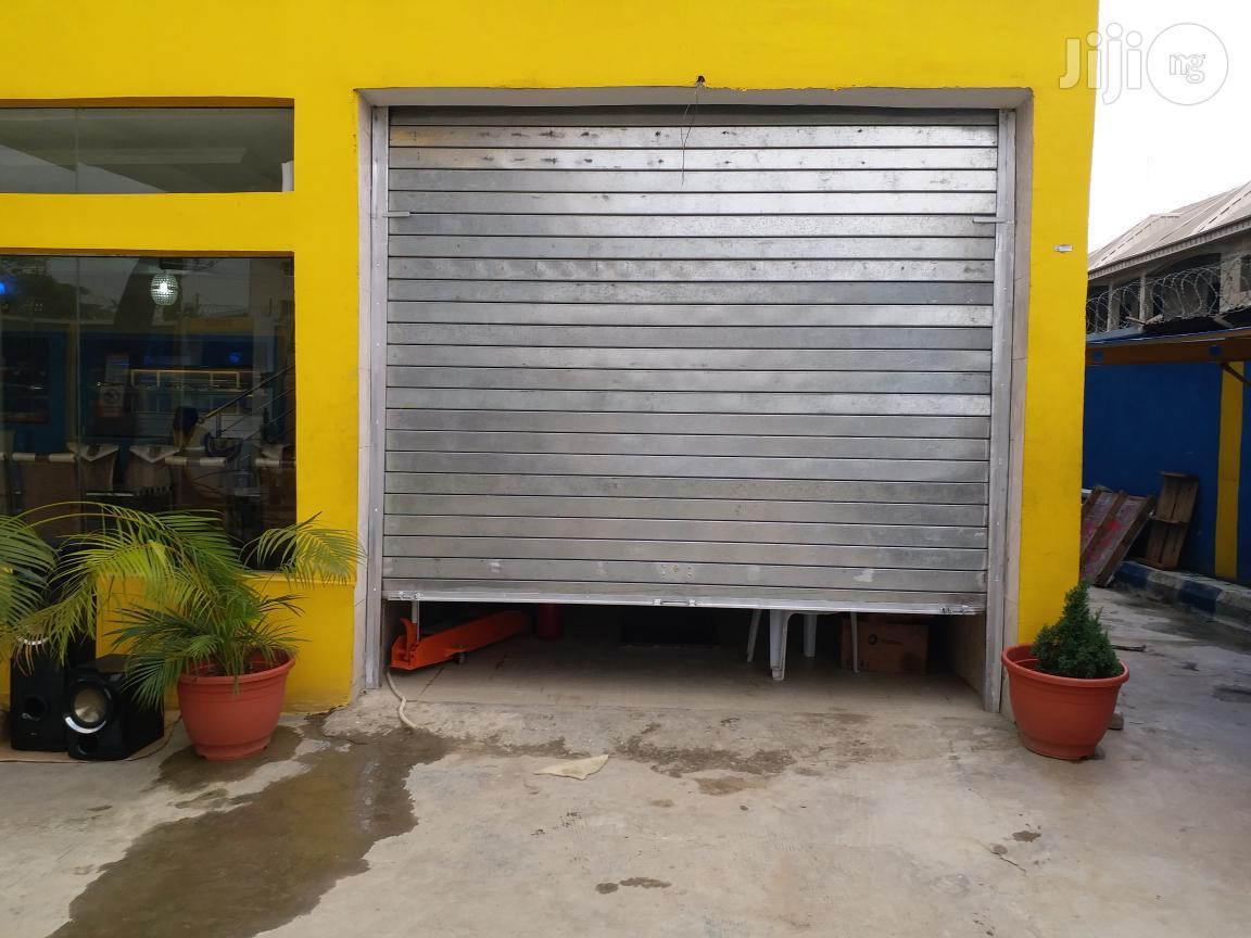 Archive: Roller Shutter Door Collapsible Doors Anti Burglar Proof