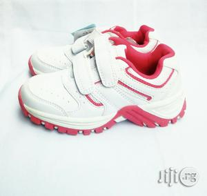 White Canvas for Girls | Children's Shoes for sale in Lagos State, Lagos Island (Eko)