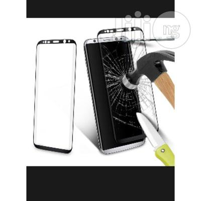 Samsung J4 2018 [Full Glass Protector]   Accessories for Mobile Phones & Tablets for sale in Ikeja, Lagos State, Nigeria