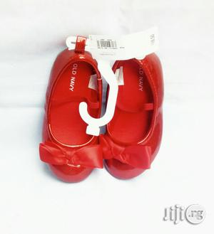 Red Dress Shoe for Baby Girls   Children's Shoes for sale in Lagos State, Lagos Island (Eko)