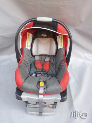 Tokunbo UK Used Chicco Keyfit30 Baby Car Seat ( Red) | Children's Gear & Safety for sale in Lagos State