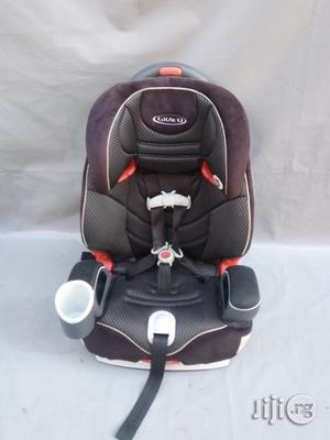 Tokunbo UK Used Graco 3in1 Baby Car Seat (Black)   Children's Gear & Safety for sale in Lagos State