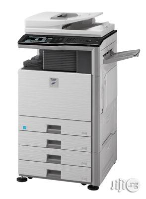 Archive: Fairly Used Sharp Mxm363n Black And White Copiers