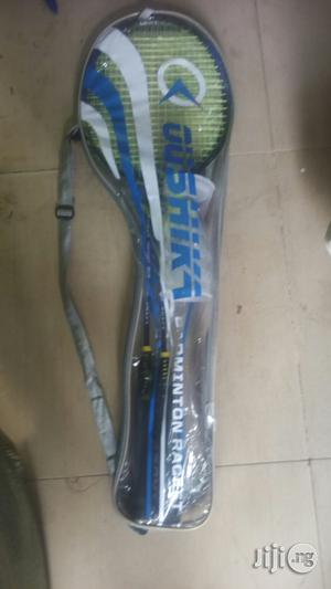 Badminton Racket With Cock   Sports Equipment for sale in Lagos State, Surulere