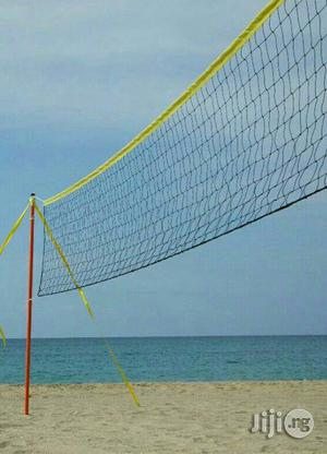 Volleyball Post And Net | Sports Equipment for sale in Lagos State, Magodo