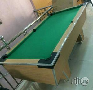 Clean Locally Made Snooker Board With All the Accessories | Sports Equipment for sale in Lagos State, Ikeja