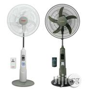 Qasa Rechargeable Fan QRF-5918HR Bbl   Home Appliances for sale in Lagos State, Ojo