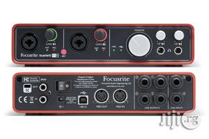 Focusrite Scarlett 6i6   Audio & Music Equipment for sale in Lagos State