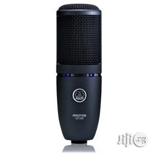 AKG P120 Cardioid Condenser Microphone - Black | Audio & Music Equipment for sale in Lagos State, Ikeja