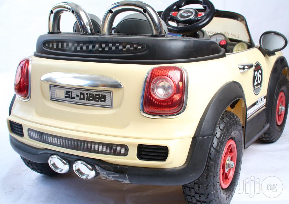 Baby Cforce 500HO Jeep, New 2018 Model