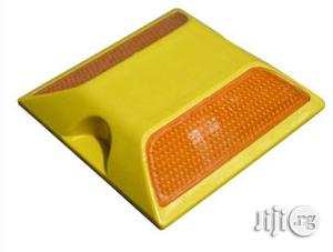 High Strength Reflective Plastic Road Stud   Safetywear & Equipment for sale in Lagos State