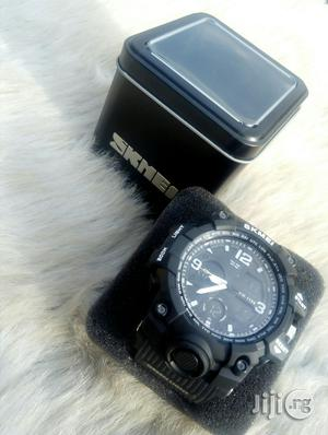 Original Skmei Analog and Digital Display Wrist Watch   Watches for sale in Lagos State