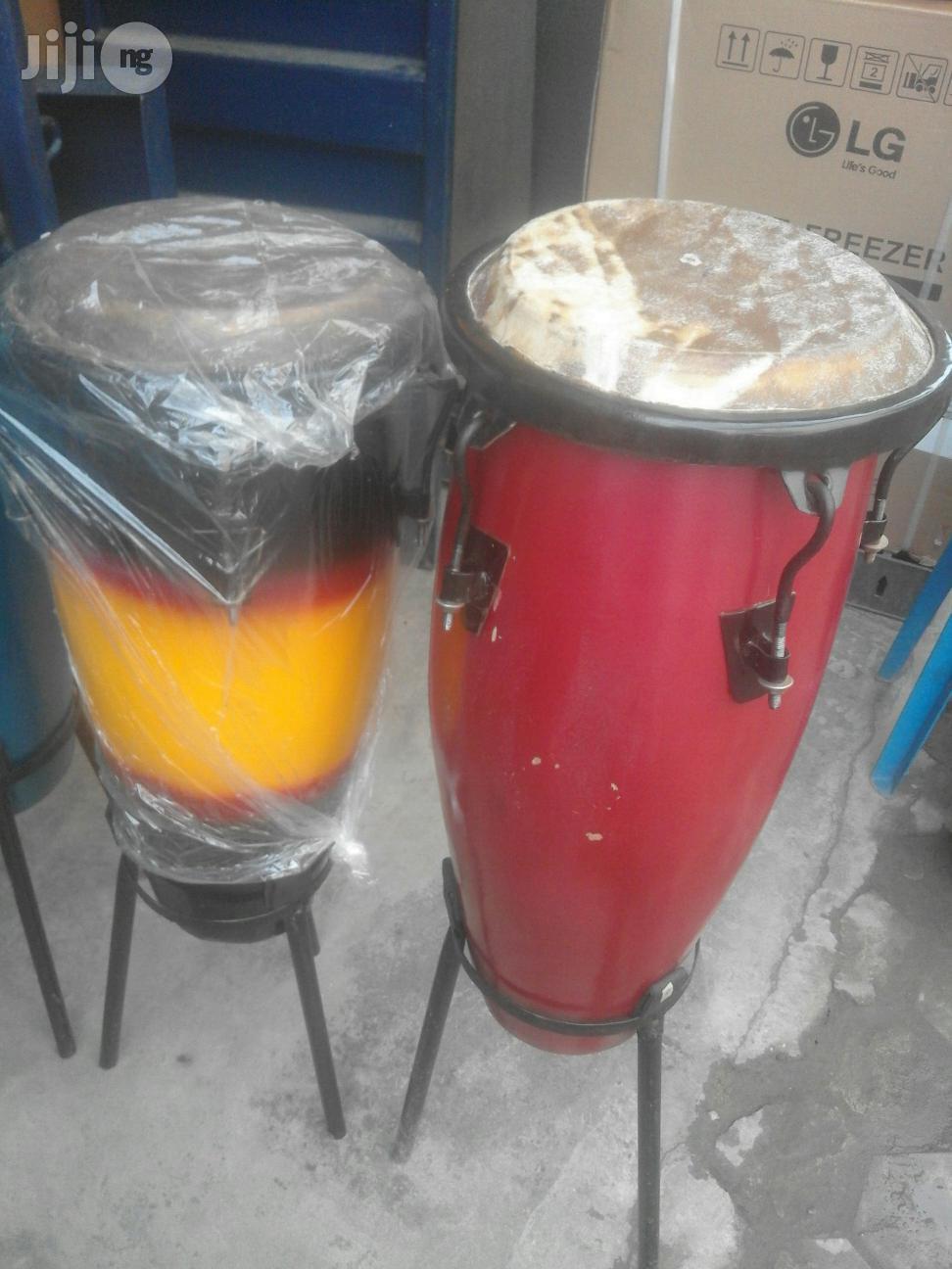 Local Konga Drums