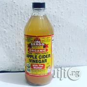 Bragg Organic Raw Unfiltered Apple Cider Vinegar - 473ml   Meals & Drinks for sale in Lagos State, Ikotun/Igando