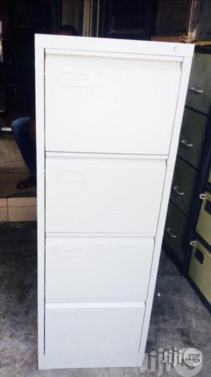 Brand New Durable 4-Drawer Office Filing Cabinet | Furniture for sale in Lagos State, Ajah