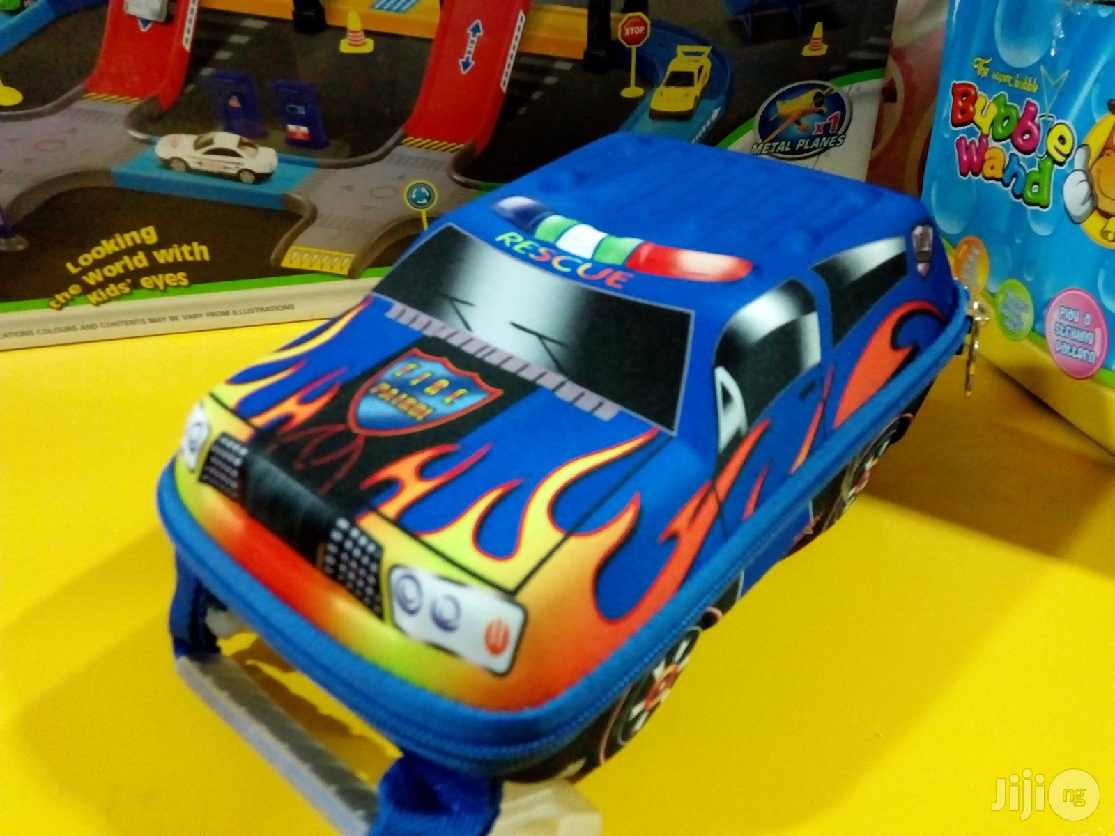 Rescue Fire Patrol Lunch Box for Kids | Babies & Kids Accessories for sale in Yaba, Lagos State, Nigeria