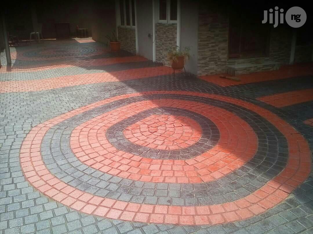 India Cube Cicular Paver | Building Materials for sale in Okpe, Delta State, Nigeria