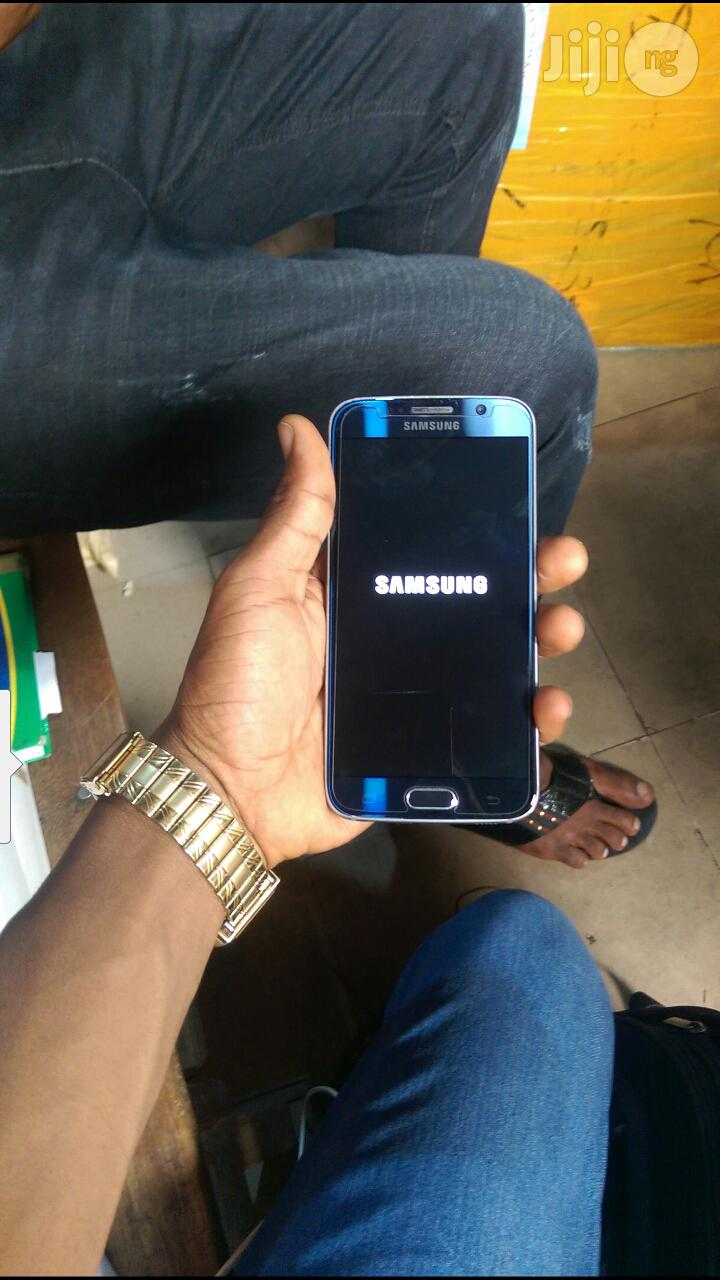 Clean Samsung Galaxy S6 32 GB | Mobile Phones for sale in Ikoyi, Lagos State, Nigeria
