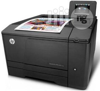 Hp Laserjet Pro 200 M251nw Wireless Printer | Printers & Scanners for sale in Ikeja, Lagos State, Nigeria