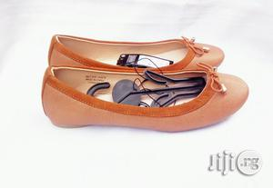 Brown Flat Shoe for Girls | Children's Shoes for sale in Lagos State, Lagos Island (Eko)