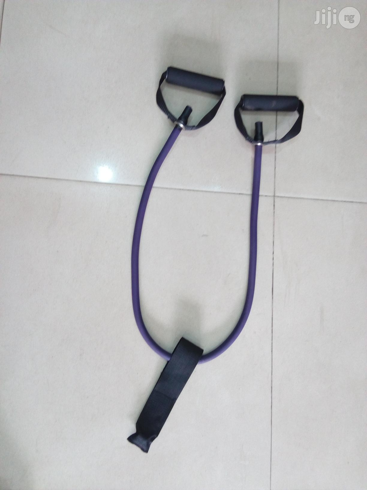Resistance Exercise Tube | Sports Equipment for sale in Surulere, Lagos State, Nigeria