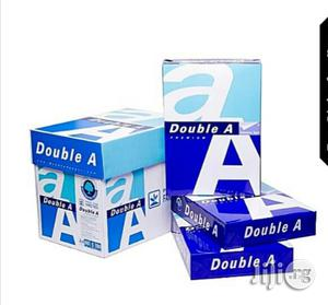 Double A 5packs (5packs Of Doublea A4 Paper Use For Printing,Writting) | Stationery for sale in Lagos State