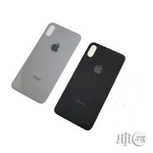 iPhone X [Back Tempered Glass Protector]   Accessories for Mobile Phones & Tablets for sale in Lagos State, Ikeja