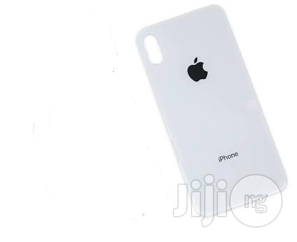 iPhone X [Back Tempered Glass Protector]   Accessories for Mobile Phones & Tablets for sale in Ikeja, Lagos State, Nigeria