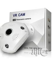 VR CAM 360. Wifi And Lan Camera With Memory Card Support | Accessories for Mobile Phones & Tablets for sale in Lagos State, Ikeja