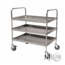 Trolley Cart Stainless Steel