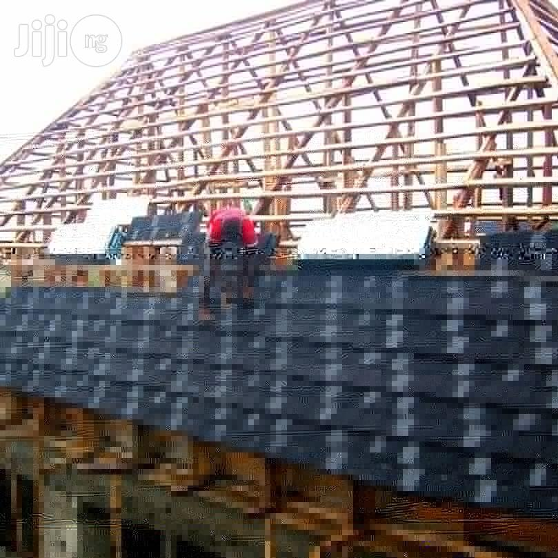Archive: New Zealand Stone Coating Roofing