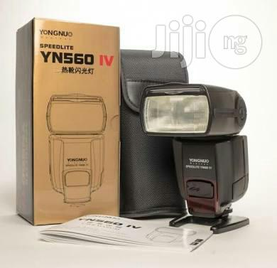 Yougno 560 Speedlite Camera Flash | Accessories & Supplies for Electronics for sale in Ikeja, Lagos State, Nigeria