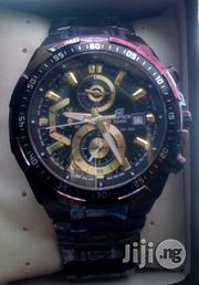 Casio Edifice Black | Watches for sale in Lagos State