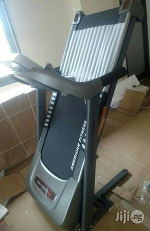 3hp Treadmill American Fitness   Sports Equipment for sale in Lagos State, Ikeja