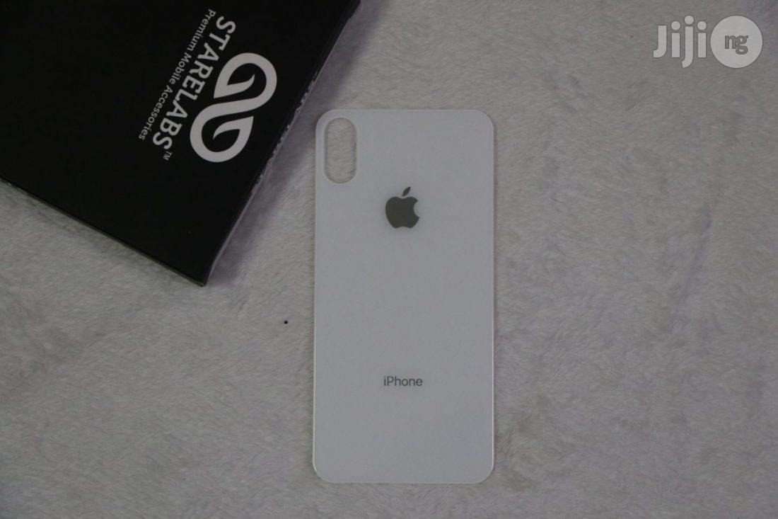 Archive: Front and Back Tempered Glass iPhone X